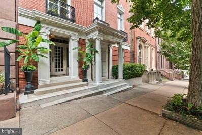 12 E Mount Vernon Place UNIT 3, Baltimore, MD 21201 - #: MDBA2005482