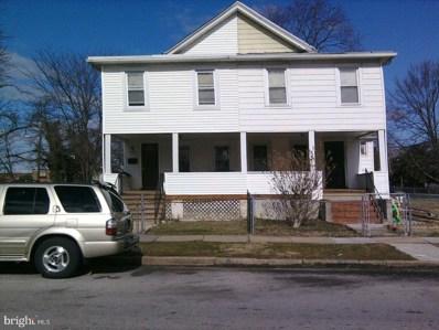 4004 Hayward Avenue, Baltimore, MD 21215 - #: MDBA2005508