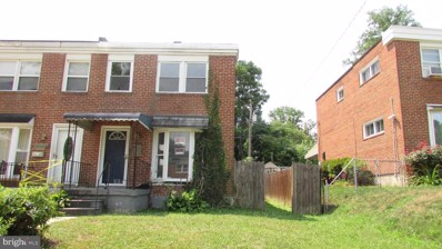 2719 Woodland Avenue, Baltimore, MD 21215 - #: MDBA2005526