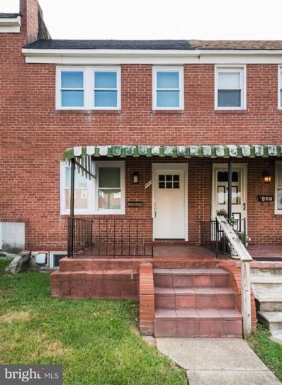 437 Gusryan Street, Baltimore, MD 21224 - #: MDBA2005542
