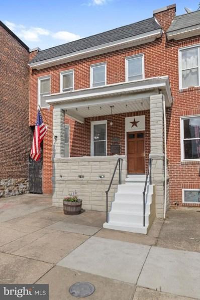 1601 Webster Street, Baltimore, MD 21230 - #: MDBA2005546