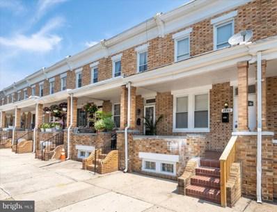 2886 Kentucky Avenue, Baltimore, MD 21213 - #: MDBA2005554