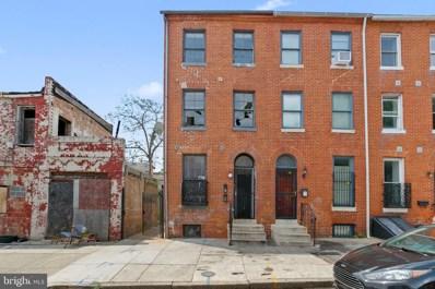 22 S Carey Street, Baltimore, MD 21223 - #: MDBA2005558