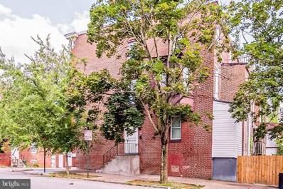 417 Robert Street, Baltimore, MD 21217 - #: MDBA2005570
