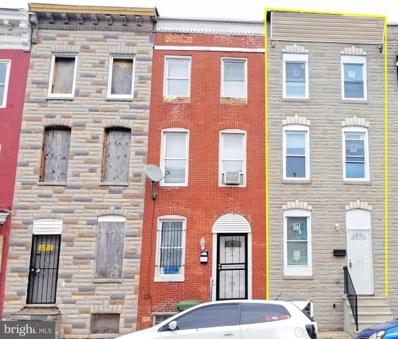 307 S Stricker Street, Baltimore, MD 21223 - #: MDBA2005582