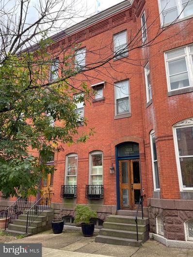 613 Lennox Street, Baltimore, MD 21217 - #: MDBA2005592