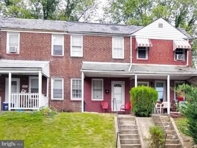 1408 N Dukeland Street, Baltimore, MD 21216 - #: MDBA2005612