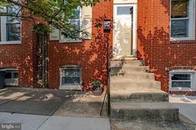 125 S Castle Street, Baltimore, MD 21231 - #: MDBA2005616