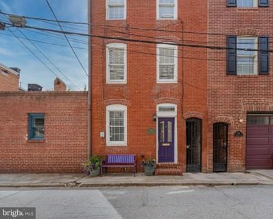 730 S Durham Street, Baltimore, MD 21231 - #: MDBA2005622