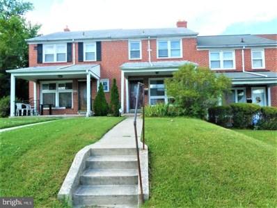 1414 Walker Avenue, Baltimore, MD 21239 - #: MDBA2005644