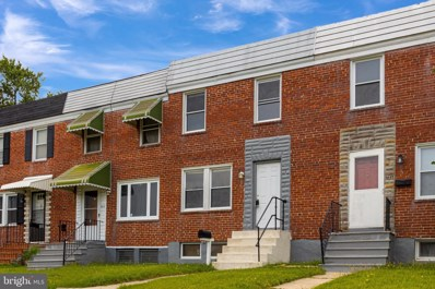 3615 Raymonn Avenue, Baltimore, MD 21213 - #: MDBA2005672