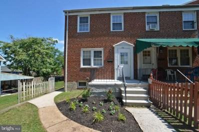 206 Pontiac Avenue, Baltimore, MD 21225 - #: MDBA2005722