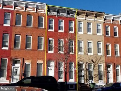 1724 Druid Hill Avenue, Baltimore, MD 21217 - #: MDBA2005724