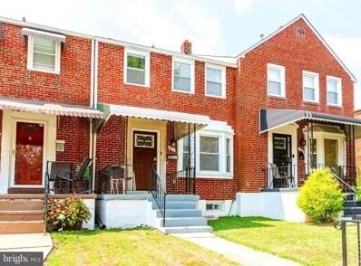 1811 Ramblewood Road, Baltimore, MD 21239 - #: MDBA2005740