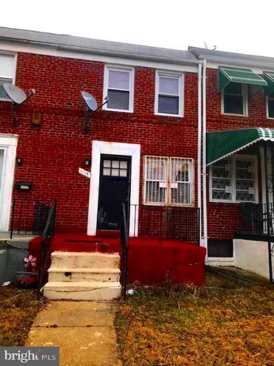 1115 N Wheeler Avenue, Baltimore, MD 21216 - #: MDBA2005772
