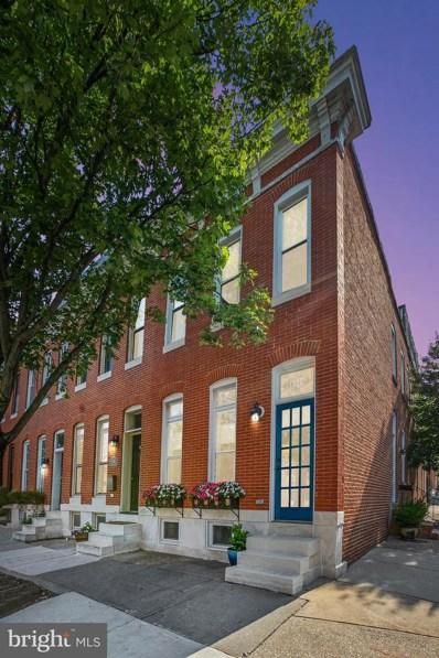 1325 S Charles Street, Baltimore, MD 21230 - #: MDBA2005780