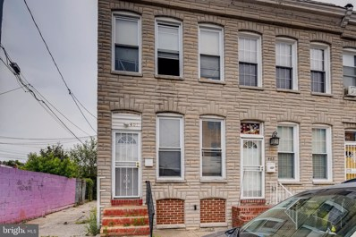401 S Mount Street, Baltimore, MD 21223 - #: MDBA2005808