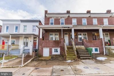 621 Cator Avenue, Baltimore, MD 21218 - #: MDBA2005810