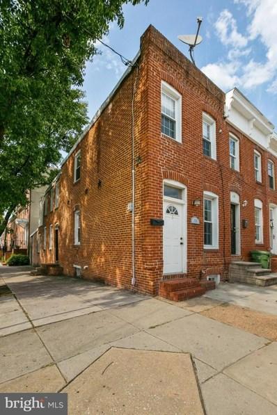 116 E Randall Street, Baltimore, MD 21230 - #: MDBA2005832