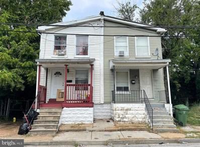 4112 Hayward Avenue, Baltimore, MD 21215 - #: MDBA2005836