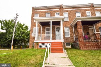 5825 Halwyn Avenue, Baltimore, MD 21212 - #: MDBA2005890