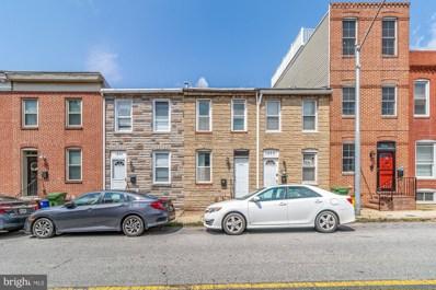 1828 Light Street, Baltimore, MD 21230 - #: MDBA2005946