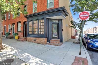2927 Hudson Street, Baltimore, MD 21224 - #: MDBA2005958