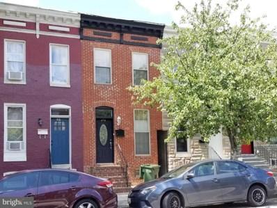418 N Patterson Park Avenue, Baltimore, MD 21231 - #: MDBA2005992