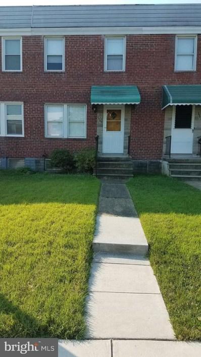 3909 Lyndale Avenue, Baltimore, MD 21213 - #: MDBA2006000