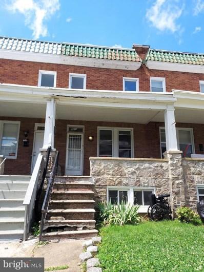 5312 Cordelia Avenue, Baltimore, MD 21215 - #: MDBA2006072