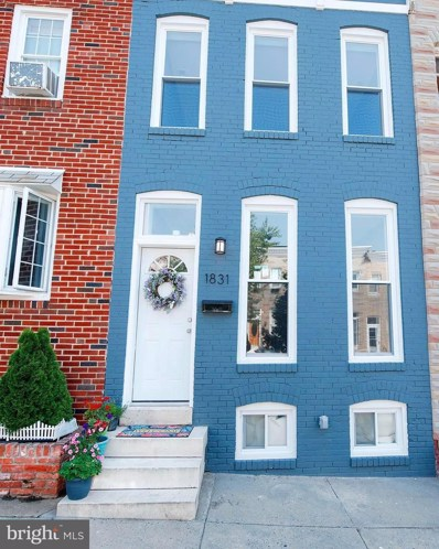 1831 N Bond Street, Baltimore, MD 21213 - #: MDBA2006110