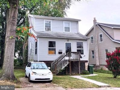 4905 Midwood Avenue, Baltimore, MD 21212 - #: MDBA2006138