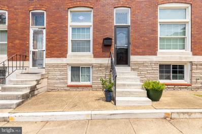 3418 Elliott Street, Baltimore, MD 21224 - #: MDBA2006142