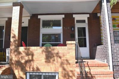 528 N Robinson Street, Baltimore, MD 21205 - #: MDBA2006144