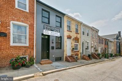 311 S Castle Street, Baltimore, MD 21231 - #: MDBA2006176