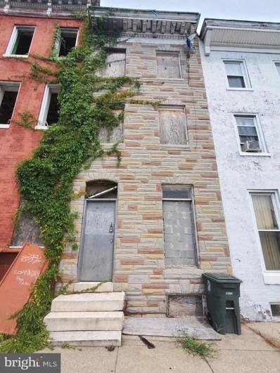 934 W Franklin Street, Baltimore, MD 21223 - #: MDBA2006180