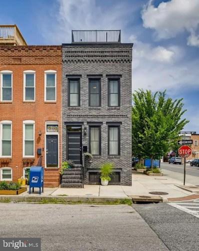 847 S Kenwood Avenue, Baltimore, MD 21224 - #: MDBA2006202