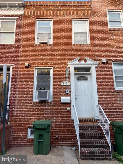 633 Archer Street, Baltimore, MD 21230 - #: MDBA2006218