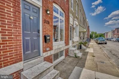 328 S Bouldin Street, Baltimore, MD 21224 - #: MDBA2006250