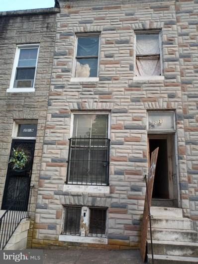 2521 McHenry Street, Baltimore, MD 21223 - #: MDBA2006276