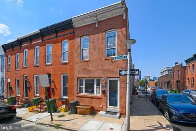 22 E Gittings Street, Baltimore, MD 21230 - #: MDBA2006288