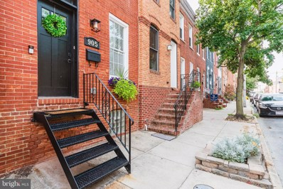 905 S Baylis Street, Baltimore, MD 21224 - #: MDBA2006344