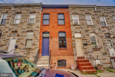 712 N Madeira Street, Baltimore, MD 21205 - #: MDBA2006358
