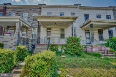 2126 N Pulaski Street, Baltimore, MD 21217 - #: MDBA2006376