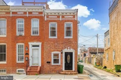 11 W Fort Avenue, Baltimore, MD 21230 - #: MDBA2006388