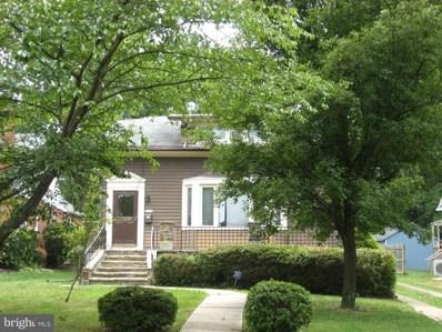 6314 Wirt Avenue, Baltimore, MD 21215 - #: MDBA2006404