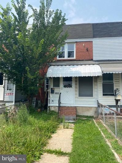 1052 Iris Avenue, Baltimore, MD 21205 - #: MDBA2006410