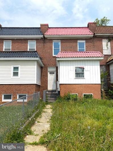 3912 W Garrison Avenue, Baltimore, MD 21215 - #: MDBA2006418