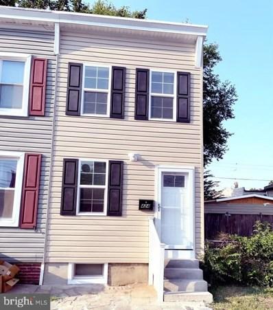 424 Freeman Street, Baltimore, MD 21225 - #: MDBA2006452