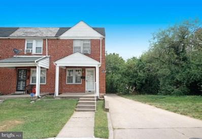 5627 Govane Avenue, Baltimore, MD 21212 - #: MDBA2006482
